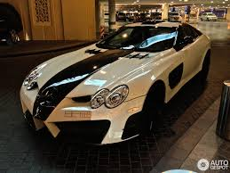 mansory mclaren mercedes benz mansory slr mclaren renovatio 4 may 2014 autogespot