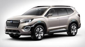 subaru india subaru viziv 7 suv concept photo gallery autoblog