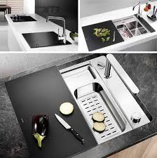 Prep Sink By Blanco Design A Kitchen - Kitchen prep sinks