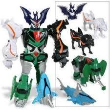 power rangers jungle fury micro animal zord power rangers