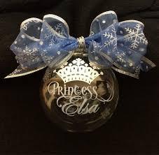 adhesive vinyl ornaments fit for a princess ornaments