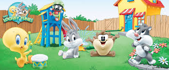 baby looney tunes brand licensing