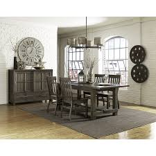 Overstock Dining Room Furniture Magnussen Karlin Wood Rectangular Dining Table Free Shipping
