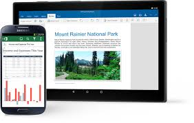 android office office mobile apps for android word excel powerpoint
