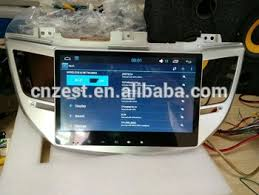 hyundai tucson navigation 10 1 indash android radio gps navigation for hyundai tucson ix35