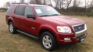 Ford Explorer Mpg - 2006 ford explorer 4wd insurance estimate greatflorida insurance