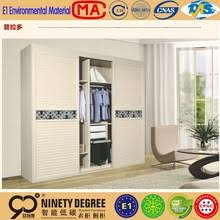 wholesale laminated wooden sliding door bedroom door design