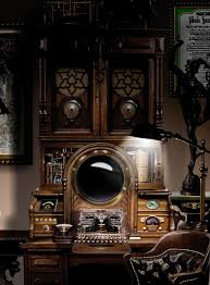 Steampunk Home Decor Ideas by 186 Best Rustic Steam Punk Industrial House Images On Pinterest