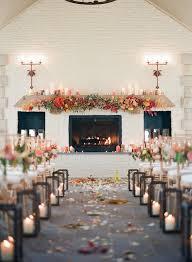 Fall Wedding Aisle Decorations - 25 romantic winter wedding aisle décor ideas winter weddings