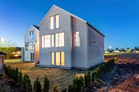 prefab house contemporary traditional energy efficient