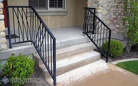 clegg steel stair rail
