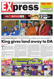 mthatha express 24 04 2014 by mthatha express issuu