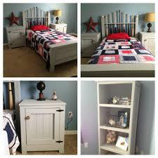 Baseball Bed Frame Bedroom Unique Bedroom Furniture Design With Baseball Headboard