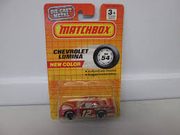 matchbox range rover chevy lumina stock car 1993 matchbox get in the fast lane 54