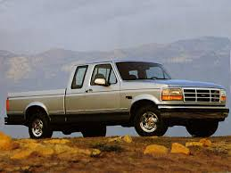 ford f150 for 1992 ford f 150 overview cars com