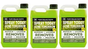 Moss Cleaner For Patios Spray Today Gone Tomorrow Patio Decking Fence Mould Mildew Algae