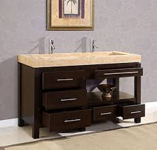 affordable modern vanity ideas for small bathrooms showcasing