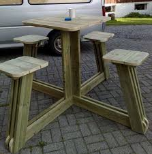 Impressive Octagon Wood Picnic Table Build Your Shed Octagonal by Bar Stool Picnic Table Home Decor U0026 Design Pinterest Picnic