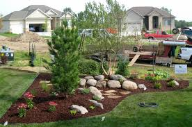 corner house landscaping ideas