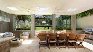 indoor comforts create outdoor rooms for all seasons