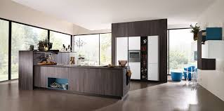 alno new modern front in caruba kitchen cabinet line called
