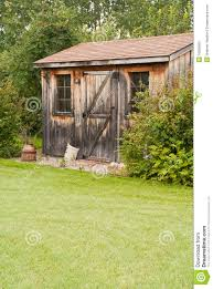rustic garden shed royalty free stock photo image 16526605