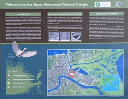 New Orleans Elevation Map by What To Do With Bayou Bienvenue John Taylor Wwno