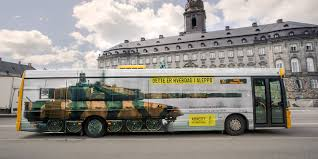 car ads 2017 this remarkable bus wrap ad brings the syrian war to the streets
