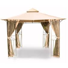 Portable Gazebo Walmart by Garden Winds Replacement Canopy For Gazebos Sold At Walmart Or