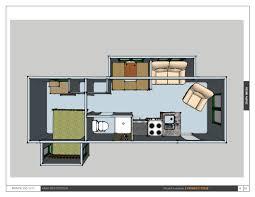 mini house plans agencia tiny home