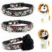 swarovski dog necklace images Petfavorites rhinestone dog collar designer crystal dog birthday jpg