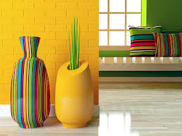 Colorful Interior Interior Walls And Colorful Crafts 50940 Building Home