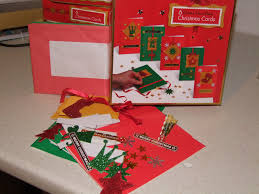 create your own christmas card