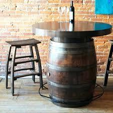 Wine Barrel Bar Table Wine Barrel Furniture Wine Barrel Bar Table Hire Wine Barrel Bar