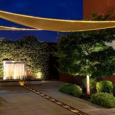 Outdoor String And Festive Lighting Outdoor Lighting Perspectives - Backyard lighting design
