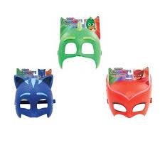 pj masks face mask pj masks owlette pj masks character face mask