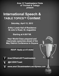 toastmasters table topics contest questions the area 12 international speech table topics contest is just