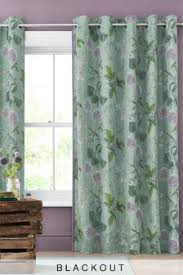 curtains and blinds curtains teal eyelet next usa