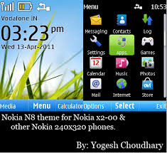 udjo42 themes for nokia c3 nokia default theme for c3 00 and x2 00 updated by cyogesh56 on