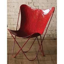 kalalou iron butterfly chair u2013 modish store