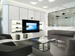 living room marvelous modern tv room design ideas with black