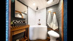 tiny house bathroom ideas youtube