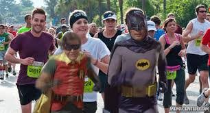 Ridiculously Photogenic Guy Meme - batman and robin and ridiculously photogenic guy by le mao meme center