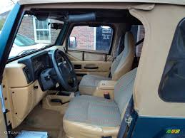 jeep wrangler white 4 door tan interior 1997 jeep wrangler sport news reviews msrp ratings with