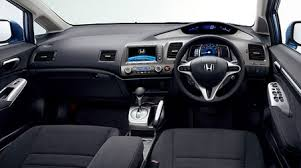 Honda Civic 2010 Interior New Honda Civic Facelift Unveiled In Japan