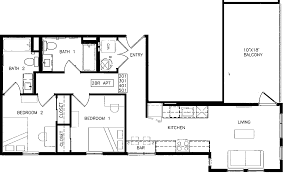 2 Bedroom Apartments In Champaign Il 309 E John Champaign Il Campus Property Management