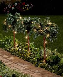 Tropical Garden Decor Lighted Palm Trees Ltd Commodities