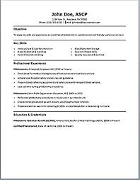 Simple Basic Resume Cerescoffee Co Technician Resumes Necm Magisk Co