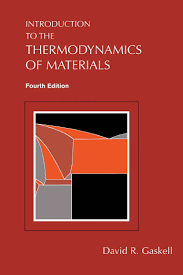 david r gaskell introduction to the thermodynamics of materials fou u2026