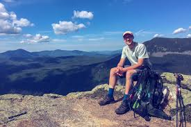 he hiked 2 200 to help students take their next steps for